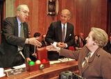 Photo - Senator Jesse Helms