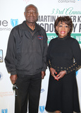 Martin Luther Photo - 15 January 2018 - Los Angeles California - Sid Williams Congresswoman Maxine Waters Martin Luther King Jr Kingdom Day Parade  VIP Breakfast Photo Credit F SadouAdMedia