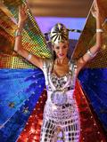 Photo - 18 November 2017 - Las Vegas NV -  Miss Venezuela Keysi Sayago  66th Miss Universe Pageant National Costume Show at Planet Hollywood resort Hotel and Casino Photo Credit MJTAdMedia