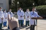 Photo - Dr Sean Conley Updates President Trumps Medical Condition