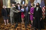 Photo - Vice President Harris Swears In Bill Nelson As NASA Administrator