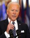 Photos From Biden Address to the Nation on the Anniversary of the COVID-19 Shutdown