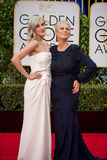 Annie Guest Photo - Annie Guest and Jamie Lee Curtis Golden Globe nominee for BEST PERFORMANCE BY AN ACTRESS IN A TELEVISION SERIES  COMEDY OR MUSICAL for her role in Scream Queens arrive at the 73rd Annual Golden Globe Awards at the Beverly Hilton in Beverly Hills CA on Sunday January 10 2016 Photo Credit HFPAAdMedia