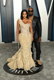 Kanye West Photo - 09 February 2020 - Los Angeles California - Kim Kardashian West Kanye West 2020 Vanity Fair Oscar Party following the 92nd Academy Awards held at the Wallis Annenberg Center for the Performing Arts Photo Credit Birdie ThompsonAdMedia