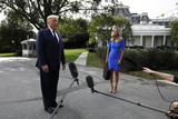 Photos From Donald Trump departs to Philadelphia - Washington