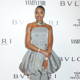 Photo - 23 April 2019 - New York New York - Kiki Layne at BVLGARIs World Premiere of Celestial and The Fourth Wave with Vanity Fair for the 18th Annual Tribeca Film Festival at Spring Studios Photo Credit LJ FotosAdMedia