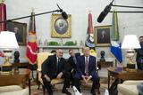 Photo - US President Donald J Trump hosts Prime Minister of Bulgaria Boyko Borisov