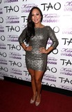 Photo - Cheryl Burke hosts Tao A Go Go