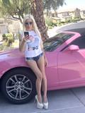 Photos From Frenchy Morgan in a K Pop Star BTS Jimin shirt