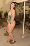 Photo - All Star Weekends  Natasha Blasick Cools Off on a Hot Da