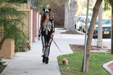 Photos From Phoebe Price Confuses Christmas for Halloween
