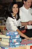 Photos From Teri Hatcher Visits The Los Angeles Regional Food Bank