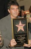 Photo - Antonio Banderas Hollywood Walk of Fame Ceremony