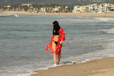 Photo - All Star Weekend Actress Natasha Blasick Beach Bikini Fun