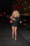 Photo - French Singer Afida Turner Spotted out Holiday Shopping in LA