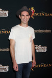 Aaron Farb Photo - Aaron Farbat the Descendants Premiere Screening Walt Disney Studios Burbank CA 07-24-15