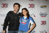 Adrian Gonzalez Photo - LOS ANGELES - NOV 7  Nomar Garciaparra Constance Marie at the Adrian Gonzalezs Bat 4 Hope Celebrity Softball Game PADRES Contra El Cancer at the Dodger Stadium on November 7 2015 in Los Angeles CA