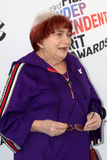 Agnes Varda Photo - LOS ANGELES - MAR 3  Agnes Varda at the 2018 Film Independent Spirit Awards at the Beach on March 3 2018 in Santa Monica CA