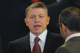 King Abdullah II of Jordan Photo 2