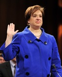 Photos From Kagan Confirmation Hearing - Archival Pictures - PHOTOlink - 105469