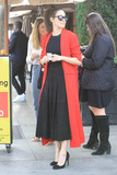 Photos From Emmy Rossum has lunch at Il Pastaio
