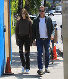Photos From Kaia Gerber and Rande Gerber are seen in Los Angeles