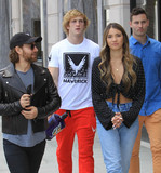 Photos From Logan Paul is seen in Beverly Hills