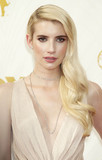 Photo - Photo by REWestcomstarmaxinccomSTAR MAX2015ALL RIGHTS RESERVEDTelephoneFax (212) 995-119692015Emma Roberts at the 67th Primetime Emmy Awards(Los Angeles CA)