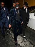 Photo - Photo by gotpapstarmaxinccomSTAR MAX2018ALL RIGHTS RESERVEDTelephoneFax (212) 995-119622318Floyd Mayweather Jrs at his Birthday Party at Serafina in West Hollywood CA