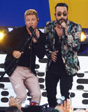 Photos From The Backstreet Boys perform at GMA