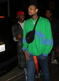 Photos From Chris Brown is seen in Los Angeles