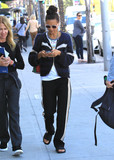 Photos From Celebrity Sightings in Beverly Hills