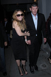 Photo - Photo by MCRFstarmaxinccomSTAR MAX2016ALL RIGHTS RESERVEDTelephoneFax (212) 995-119652116Mariah Carey and James Packer depart Craigs Restaurant in Beverly Hills CA