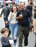Photos From Celebrity Sightings in Los Angeles, CA