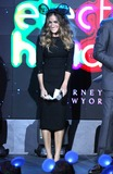 Photos From Sarah Jessica Parker at a holiday window event at Barneys