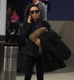 Photo - Eva Longoria is seen at LAX Airport in Los Angeles CA - 31419