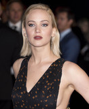 Photo - Photo by KGC-178starmaxinccomSTAR MAXCopyright 2015ALL RIGHTS RESERVEDTelephoneFax (212) 995-119611515Jennifer Lawrence at the premiere of The Hunger Games Mockingjay - Part 2(London England UK)