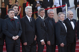 Roman Polanski Photo - CANNES FRANCE - MAY 23 Nanni Moretti Cristian Mungiu Bille August Claude Lelouch David Lynch Roman Polanski Jerry Schatzberg attend the 70th Anniversary of the 70th annual Cannes Film Festival at Palais des Festivals on May 23 2017 in Cannes France (Photo by Laurent KoffelImageCollectcom)