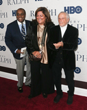 Stan Herman Photo - NEW YORK - OCT 23 (L-R) Geoffrey Banks Fern Mallis and Stan Herman attend HBOs Very Ralph World premiere at the Metropolitan Museum of Art on October 23 2019 in New York City