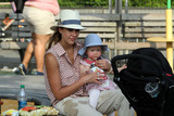 Photos From Jessica Alba and kIds sighting