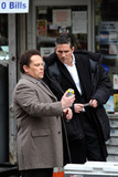 Photos From Person of Interest set