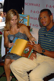 Photos From ALEX RODRIGUEZ SIGNS HIS BOOK AT FAO SCHWARTZ