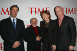 Stan Herman Photo - Taylor Gray Stan Herman Eileen Naughton and Peter Arnold attending Time Magazines launch of Style  Design issue during New York Fashion Week New York February 10 2003