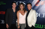 Alan Thicke Photo - August 10 2015 LAActor Alan Thicke (R) wife Tanya Callau and son Carter Thicke arriving at the CBS 2015 Summer TCA party at the Pacific Design Center on August 10 2015 in West Hollywood California By Line Peter WestACE PicturesACE Pictures Inctel 646 769 0430