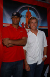 Richard Jefferson Photo - NEW YORK JUNE 21 2005     Richard Jefferson and Rickey Barnes at a silent auction to benefit The Victory Junction Gang Camp for terminally ill children held at Local West