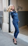 Photo - Christie Brinkley at Huffpost
