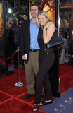 Alex Michel Photo - The Bachelor ALEX MICHEL  girlfriend AMANDA MARSH at the Los Angeles premiere of Spider-Man29APR2002   Paul Smith  Featureflash