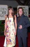Antonia Kidman Photo - 23JAN2000  Actor TOM CRUISE  sister-in-law ANTONIA KIDMAN at the Golden Globe Awards in Beverly Hills Paul Smith  Featureflash