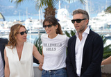 Emmanuelle Bercot Photo - Vincent Cassel Emmanuelle Bercot  director Maiwenn at the photocall for their movie My King (Mon Roi) at the 68th Festival de CannesMay 17 2015  Cannes FrancePicture Paul Smith  Featureflash