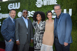Wendell Pierce Photo - LOS ANGELES CA August 10 2016 Thomas Lennon  Wendell Pierce  Yvette Nicole Brown  Lindsay Sloane  Matthew Perry at the CBS  Showtime Annual Summer TCA Party with the Stars at the Pacific Design Centre West Hollywood Picture Paul Smith  Featureflash